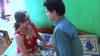 Delicious Indian Girl Very Excited For Her Talented Friend HD (new)