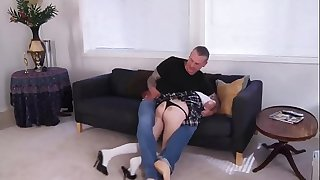 Daughter punishment <Penny lay>