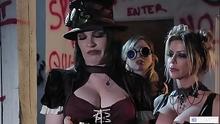 Fantasy Factory - Wastelands  E1 - Abigail Mac, Georgia Jones and Alexis Fawx