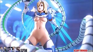 Yet another scorching Overwatch porn compilation for admirers